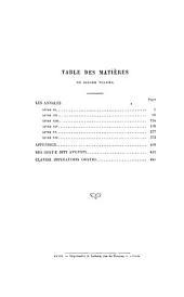 Cornelii Taciti Opera: Annales, livres XI-XVI