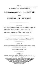 The London and Edinburgh Philosophical Magazine and Journal of Science PDF