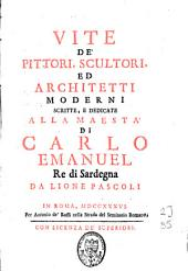 Vite de' pittori, scultori ed architetti moderni: Volume 2