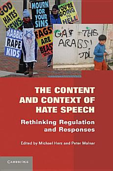The Content and Context of Hate Speech PDF