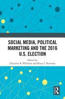 Social Media  Political Marketing and the 2016 U S  Election PDF