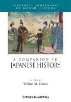 A Companion to Japanese History PDF