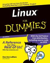 Linux For Dummies: Edition 5