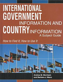International Government Information and Country Information PDF