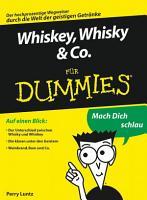 Whiskey  Whisky   Co  f  r Dummies PDF