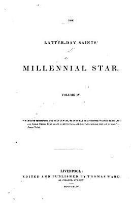 a latter day saints millenial star