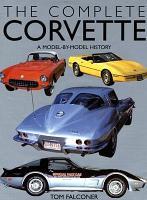 The Complete Corvette PDF