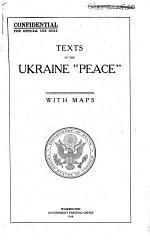 Texts of the Ukraine