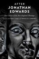After Jonathan Edwards PDF