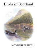 Birds in Scotland