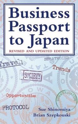 Business Passport to Japan PDF