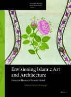 Envisioning Islamic Art and Architecture PDF