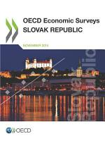 OECD Economic Surveys  Slovak Republic 2014 PDF