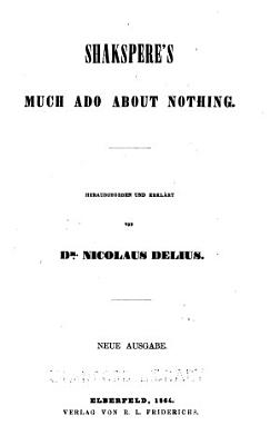Bd  Much ado about nothing  The merry wives of Windsor  Twelfth night  or  What you will  As you like it  Measure for measure  A winter s tale  The tempest PDF