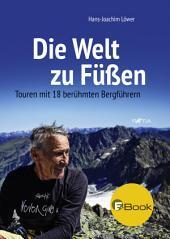 Die Welt zu Füßen: Touren mit 18 berühmten Bergführern