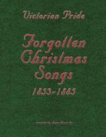 Victorian Pride   Forgotten Christmas Songs PDF