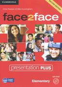 face2face Elementary Presentation Plus DVD-ROM