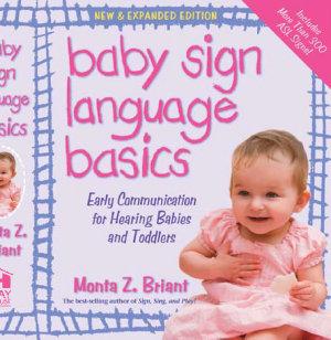Baby Sign Language Basics PDF