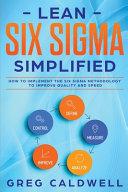 Lean Six Sigma Book PDF