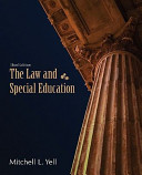 The Law and Special Education Book