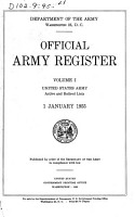 Official Army Register PDF
