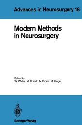 Modern Methods in Neurosurgery