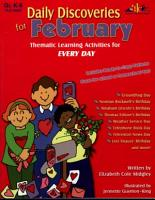 Daily Discoveries for FEBRUARY  eBook  PDF