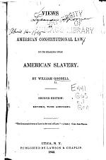 Views of American Constitutional Law