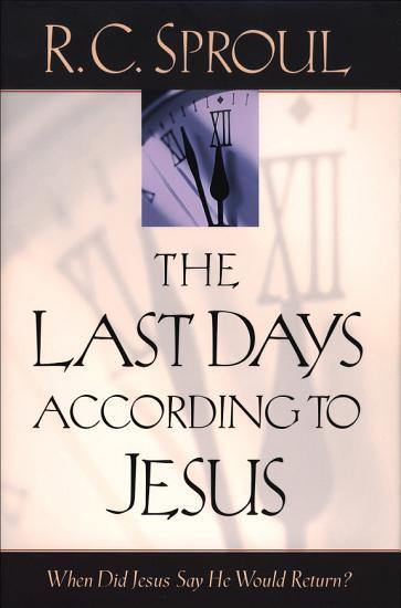 The Last Days According to Jesus PDF