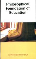 Philosophical Foundation of Education PDF