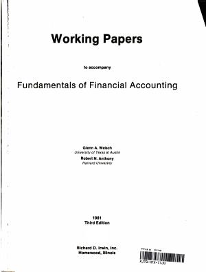 Fundamentals of Financial Accounting PDF