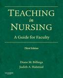 Teaching in Nursing PDF