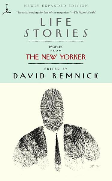 Download Life Stories Book