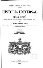 Historia universal, 9: Volumen 4