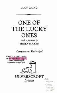 One of the Lucky Ones