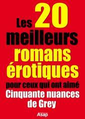 Les 20 meilleurs romans érotiques