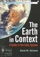 The Earth in Context PDF