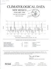 Climatological data: New Mexico, Volume 100