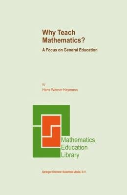 Why Teach Mathematics  PDF