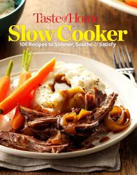 Taste Of Home Slow Cooker Mini Binder Book PDF
