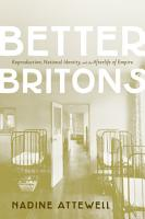 Better Britons PDF