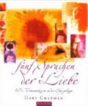 Die f  nf Sprachen der Liebe PDF