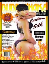 Bubble Shake Magazine Issue#33: ( Caribbean Silk)