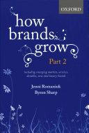How Brands Grow Book