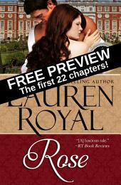 Rose: Free Preview — The First 22 Chapters (Chase Family Series)