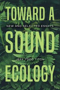 Toward a Sound Ecology PDF
