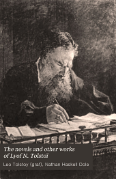 The Novels and Other Works of Lyof N. Tolstoï: Volume 20