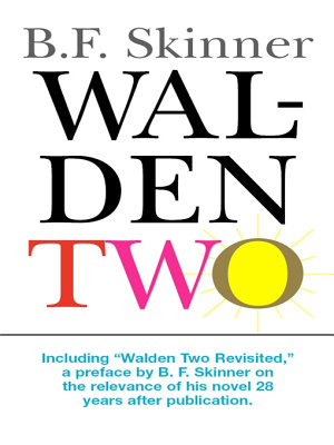 Walden Two PDF