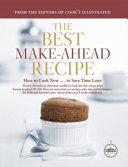 The Best Make Ahead Recipe Book