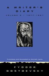 A Writer's Diary Volume 2: 1877-1881